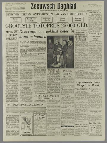 Zeeuwsch Dagblad 1959-11-24