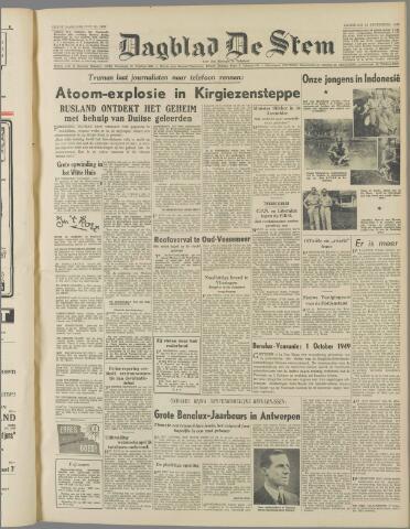 de Stem 1949-09-24