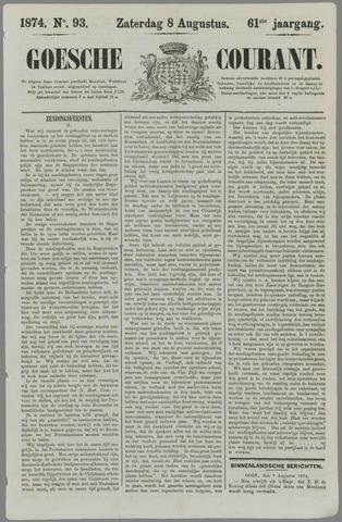 Goessche Courant 1874-08-08