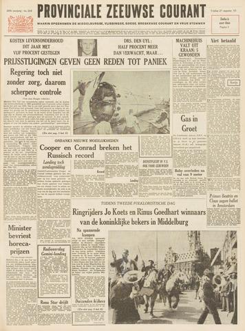 Provinciale Zeeuwse Courant 1965-08-27