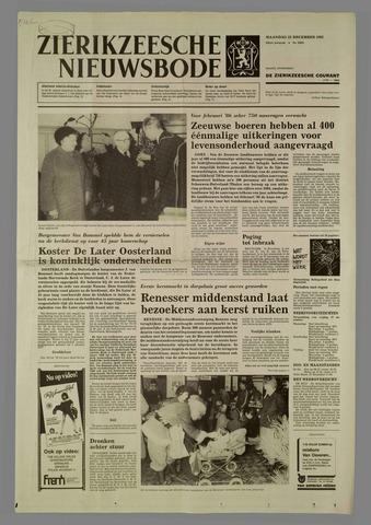 Zierikzeesche Nieuwsbode 1985-12-23