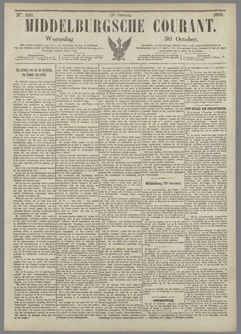 Middelburgsche Courant 1895-10-30