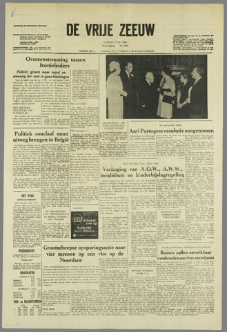de Vrije Zeeuw 1963-07-05