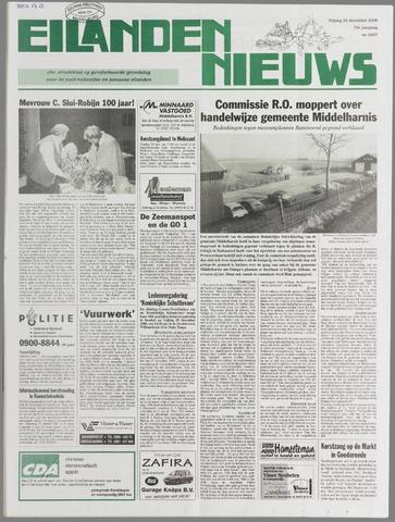 Eilanden-nieuws. Christelijk streekblad op gereformeerde grondslag 2000-12-22