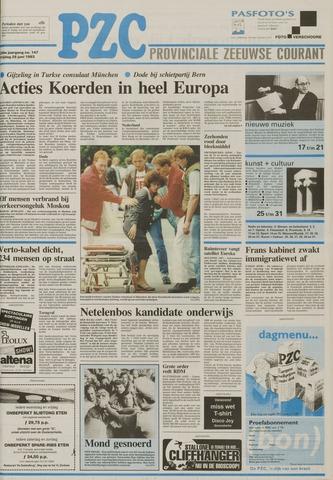 Provinciale Zeeuwse Courant 1993-06-25