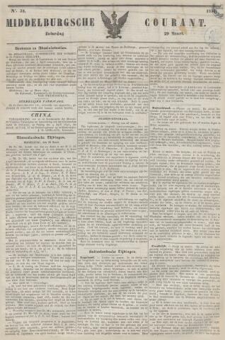 Middelburgsche Courant 1851-03-29