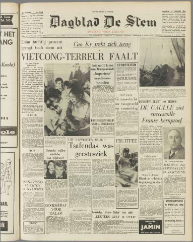 de Stem 1966-09-12