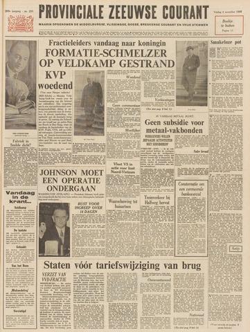 Provinciale Zeeuwse Courant 1966-11-04