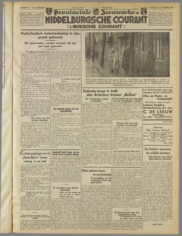 Middelburgsche Courant 1939-11-25