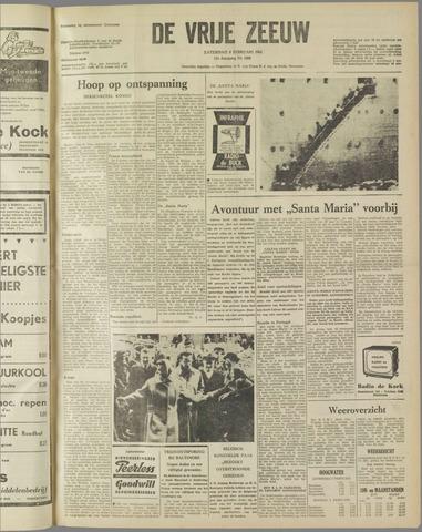 de Vrije Zeeuw 1961-02-04