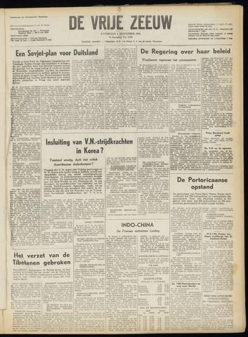 de Vrije Zeeuw 1950-11-04