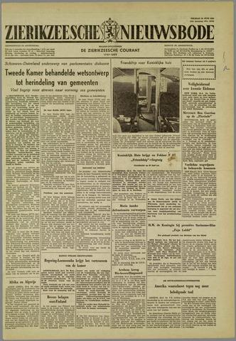 Zierikzeesche Nieuwsbode 1960-06-24