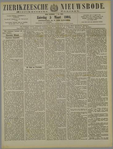 Zierikzeesche Nieuwsbode 1904-03-05