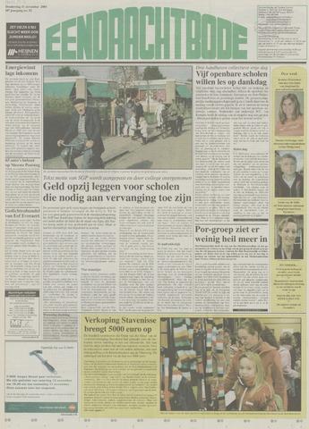 Eendrachtbode (1945-heden)/Mededeelingenblad voor het eiland Tholen (1944/45) 2004-11-11