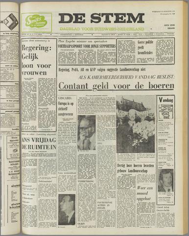 de Stem 1974-08-28