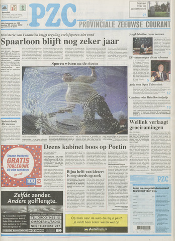 Provinciale Zeeuwse Courant 2002-10-29