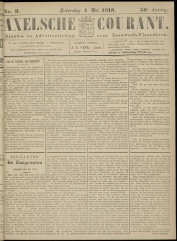 Axelsche Courant 1918-05-04