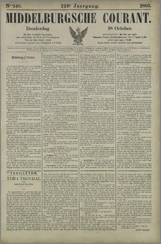 Middelburgsche Courant 1883-10-18