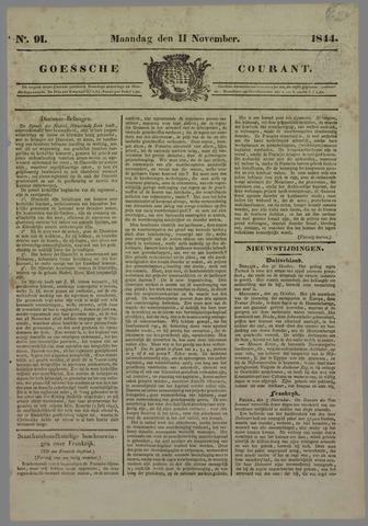 Goessche Courant 1844-11-11