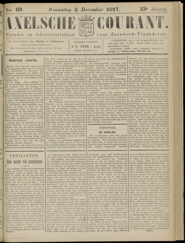 Axelsche Courant 1917-12-05