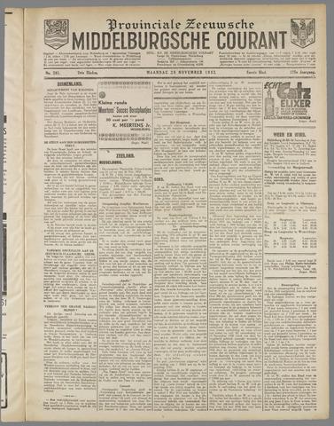Middelburgsche Courant 1932-11-28