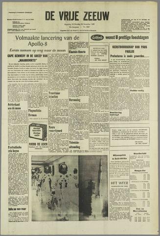 de Vrije Zeeuw 1968-12-23