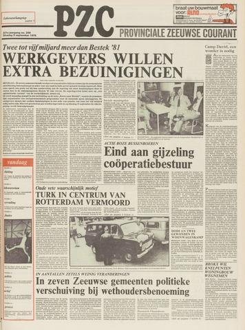 Provinciale Zeeuwse Courant 1978-09-05