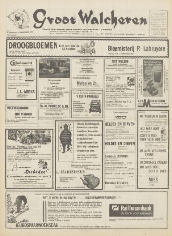 Groot Walcheren 1971-12-01