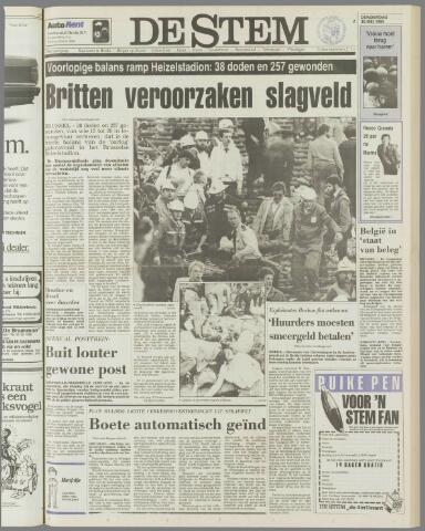 de Stem 1985-05-30