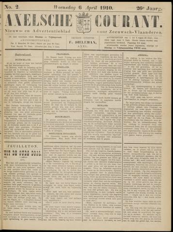 Axelsche Courant 1910-04-06