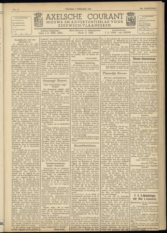Axelsche Courant 1945-02-09