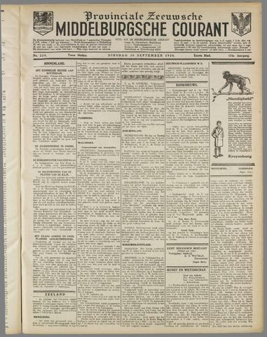 Middelburgsche Courant 1930-09-30