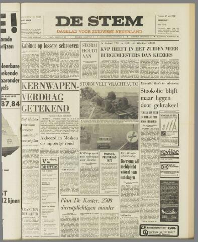 de Stem 1972-05-27