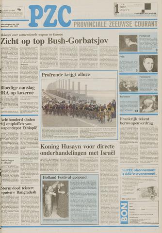 Provinciale Zeeuwse Courant 1991-06-03