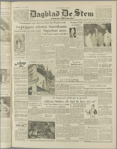 de Stem 1953-08-01