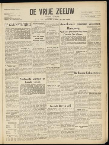 de Vrije Zeeuw 1951-03-03