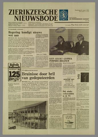 Zierikzeesche Nieuwsbode 1974-03-14