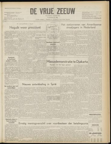 de Vrije Zeeuw 1954-03-01