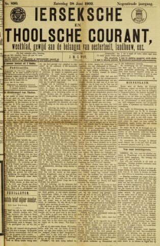 Ierseksche en Thoolsche Courant 1902-06-28