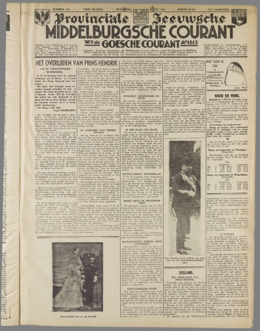 Middelburgsche Courant 1934-07-04