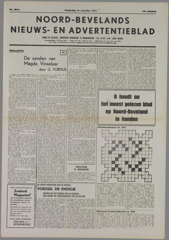 Noord-Bevelands Nieuws- en advertentieblad 1978-11-30