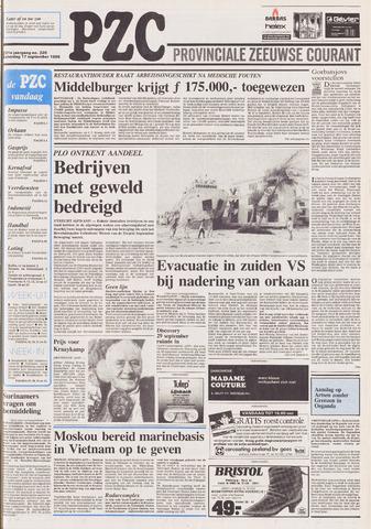 Provinciale Zeeuwse Courant 1988-09-17