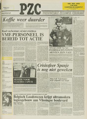 Provinciale Zeeuwse Courant 1977-04-15