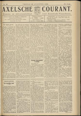 Axelsche Courant 1932-08-26