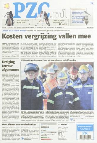 Provinciale Zeeuwse Courant 2009-12-15