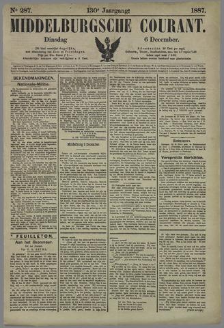 Middelburgsche Courant 1887-12-06