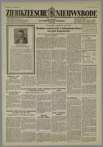 Zierikzeesche Nieuwsbode 1955-11-05