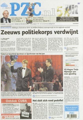Provinciale Zeeuwse Courant 2010-12-15
