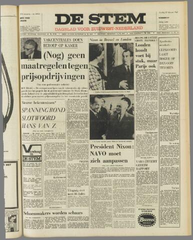 de Stem 1969-02-25