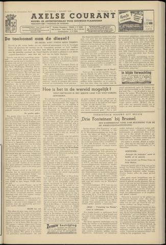 Axelsche Courant 1958-03-01
